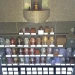 永代供養墓中納骨の様子