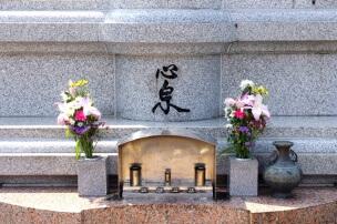 365日24時間、お墓参りが可能です。