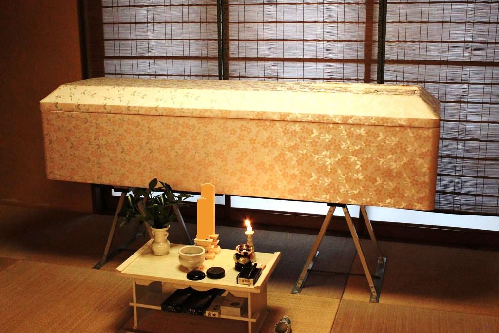 心泉の家族葬オプション棺